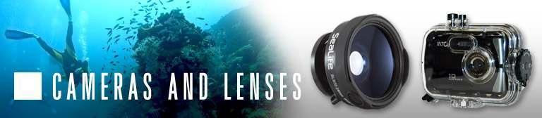 Diving Cameras & Lens