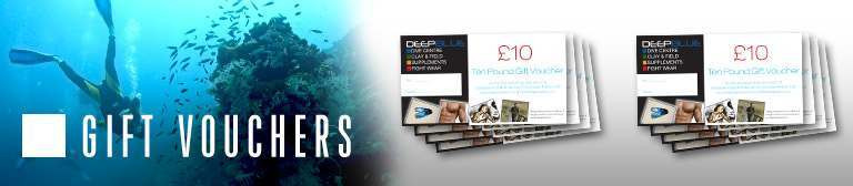 Diving Gift Vouchers