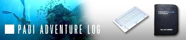 Padi Adventure Log