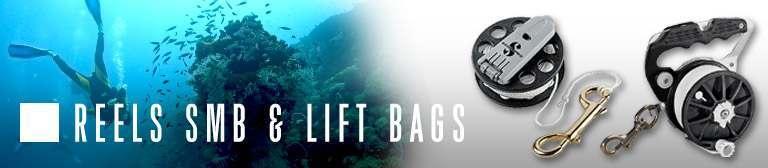 Reels, Smb, Lift Bags
