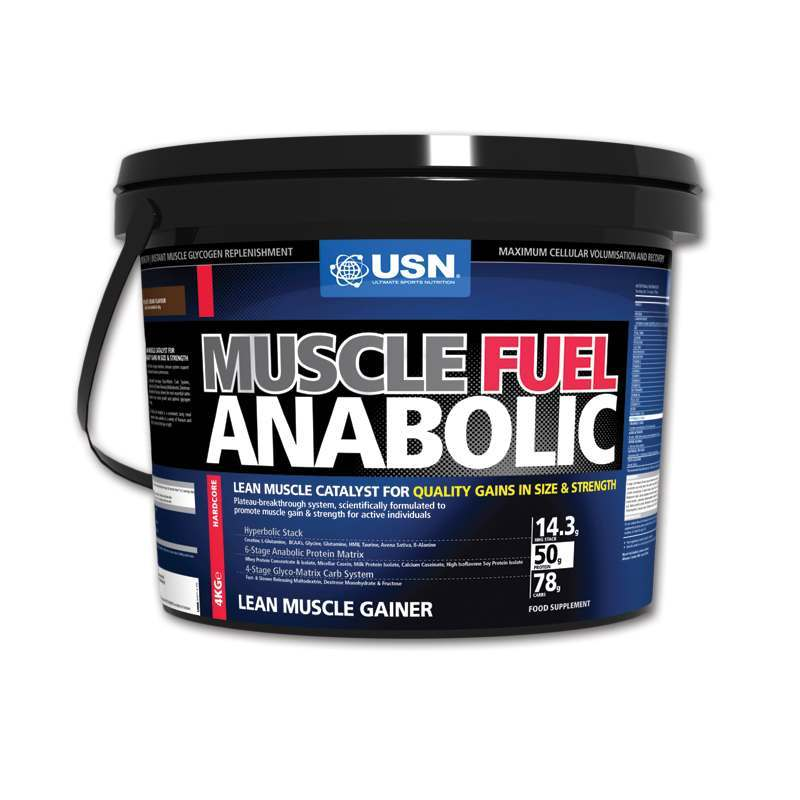 usn muscle fuel anabolic lean muscle catalyst review