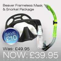 Beaver Frameless Mask