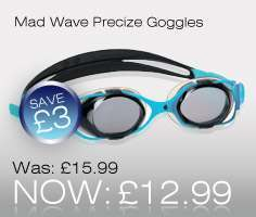 Mad Wave Precize Swimming Goggles