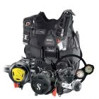 Mares Hybrid Pure BCD & Scubapro MK17/C300 Reg with Twin Console