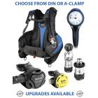Mares Prime BCD & Mares R2S Rover Reg Package