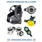 S/Pro Bella BCD & Mares MR22 Abyss Reg Package