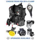 Mares Pure SLS BCD, Mares Dual 15X Regulator, Rover Octopus & Gauge