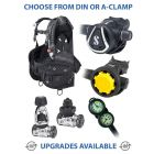 Scubapro Go BCD with MK17 EVO C350 & R095 Octo Package