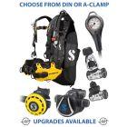 Scubapro Hydros Pro BCD, MK17 EVO/C370 Reg, R195 Octopus & Gauge