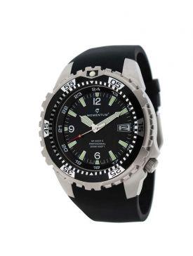 Momentum Deep 6 Rubber Sapphire Dive Watch