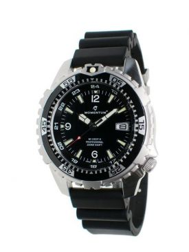Momentum Deep 6 Rubber Dive Watch