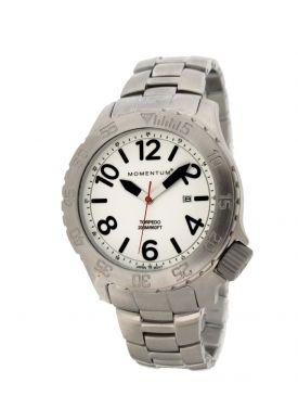 Momentum Torpedo Steel Dive Watch