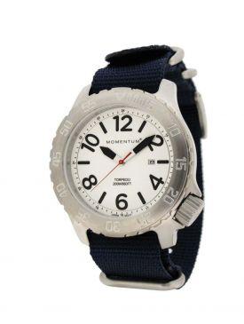 Momentum Torpedo Nylon Dive Watch