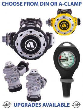 Apeks MTX-R Regulator, MTX-R Octopus & Gauge
