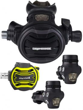 Apeks FSR / XTX200 Tungsten Regulator & Octopus Set