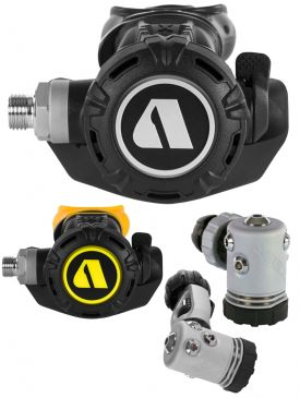 Apeks XL4 Regulator & Octopus Set