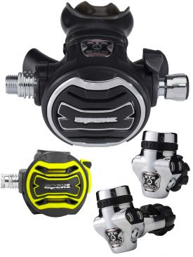 Apeks FSR / XTX200 Regulator & Octopus Set