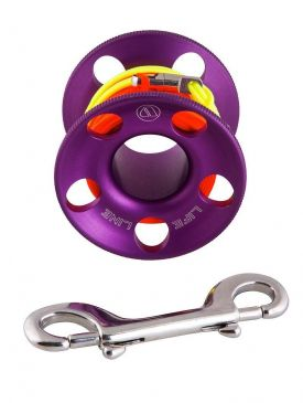 Apeks 15m Spool - Purple