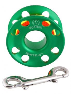 Apeks 30m Spool - Green