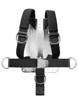 Apeks WTX Deluxe One-Piece Webbed Harness