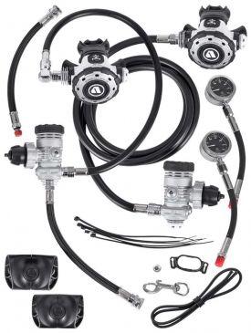 Apeks MTX-R Sidemount Regulator Kit