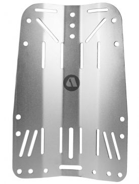 Apeks WTX Stainless Steel Back Plate