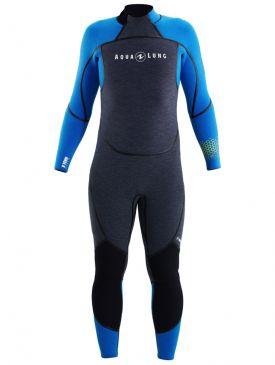 Aqua Lung Aqua Flex 5mm Mens Wetsuit