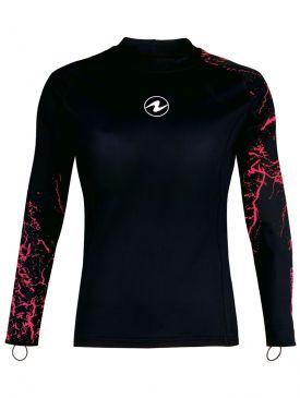 Aqua Lung Ceramiqskin Long Sleeve Top Ladies