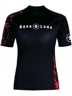 Aqua Lung Ceramiqskin Short Sleeve Top Ladies