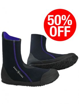 CLEARANCE - 50% OFF - Aqualung 5mm Ellie Ladies Boots