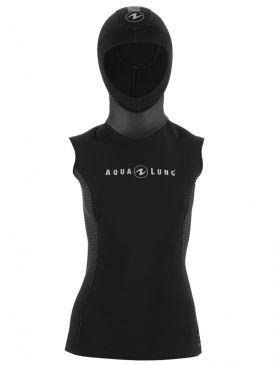 Aqua Lung Hooded Under Vest Ladies