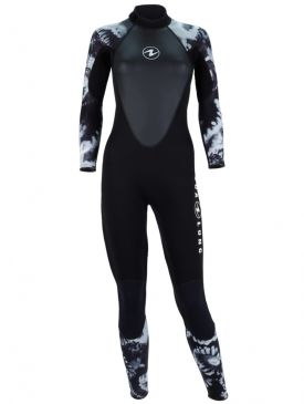 Aqua Lung Hydroflex B/W 3mm Wetsuit Ladies