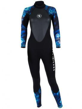 Aqua Lung Hydroflex 1mm Wetsuit Ladies