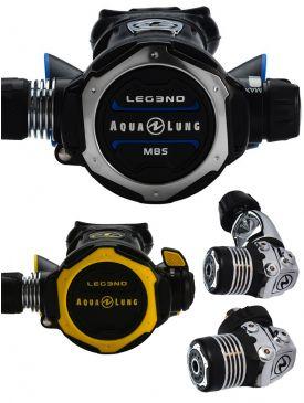 Aqua Lung Leg3nd MBS Regulator & Octopus Set