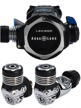 Aqua Lung Leg3nd Dive Regulator
