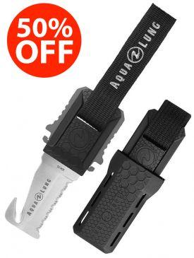Aqua Lung Micro Squeeze Knife (Sheep-Tip)