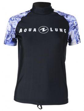 Aqua Lung SS Rash Guard Ladies