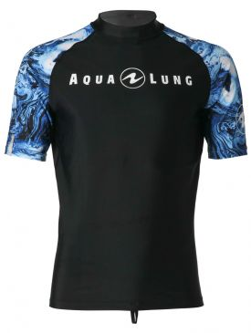 Aqua Lung SS Rash Guard Mens