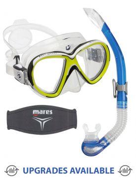Aqua Lung Reveal X2 Mask, Snorkel & Mask Strap