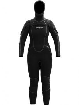 Aqua Lung SolAfx Semi-Dry Ladies