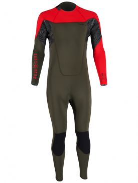 Aqua Lung Xscape 3/4mm Wetsuit Mens