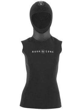 Aqua Lung Hooded Vest 2.5mm Womens