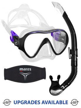 Aqua Lung Linea Mask, Snorkel & Mask Strap