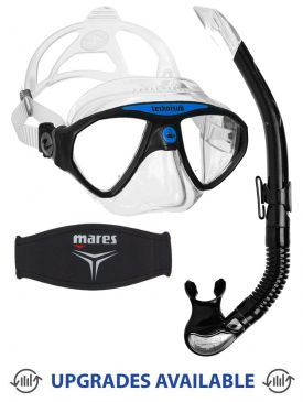 Aqua Lung Micromask, Snorkel & Mask Strap