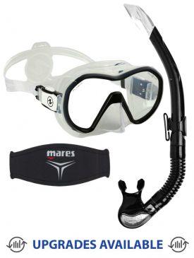 Aqua Lung Plazma Mask, Snorkel & Mask Strap
