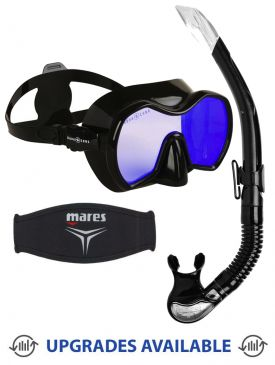 Aqua Lung Profile DS Mask, Snorkel & Mask Strap