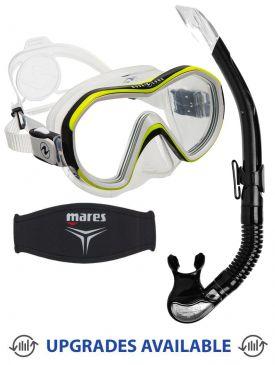Aqua Lung Reveal X1 Mask, Snorkel & Mask Strap
