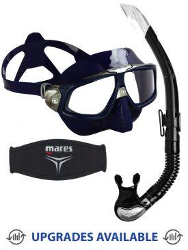 Aqua Lung Sphera X Mask, Snorkel & Mask Strap
