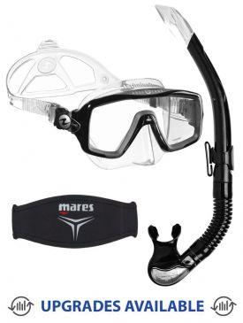 Aqua Lung Ventura Mask, Snorkel & Mask Strap