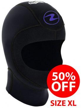 50% OFF - Aqua Lung Balance Comfort Hood 5.5mm Ladies - X-Large